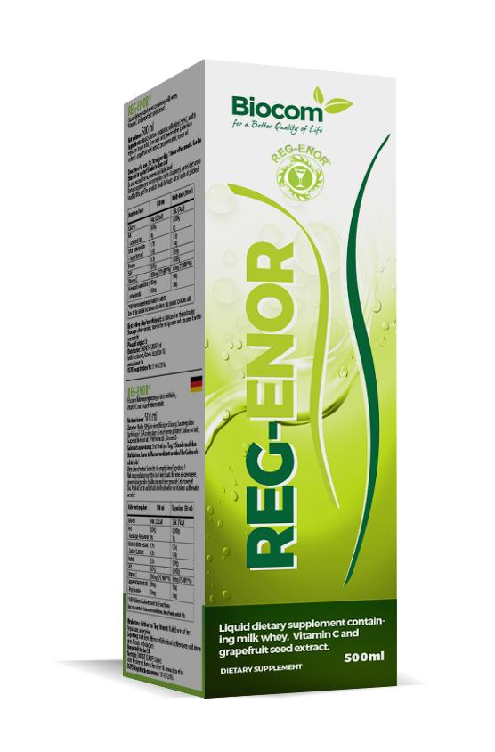 Biocom Slim 40 körte ízű italpor g